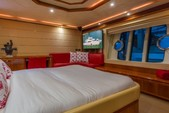 88 ft. Ferretti Yachts Mega Yacht Boat Rental Miami Image 13