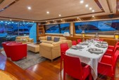 88 ft. Ferretti Yachts Mega Yacht Boat Rental Miami Image 15