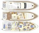 70 ft. Other Ferretti Motor Yacht Boat Rental Miami Image 28