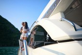 38 ft. Jeanneau Sailboats Leader 36 Motor Yacht Boat Rental Hạ Long Image 1