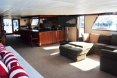 90 ft. Entertainment Yacht 90 Cruiser Boat Rental San Diego Image 3