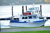 38 ft. Delta Boats (CA) Charter Boat Trawler Boat Rental San Francisco Image 1