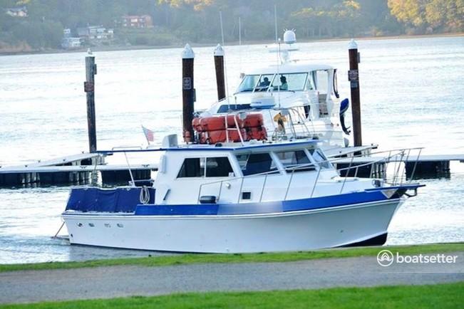 Rent a Delta Boats (CA) trawler in San Francisco, CA near me