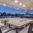 100 ft. 97' Ferretti 97' Ferretti Motor Yacht Boat Rental Miami Image 21