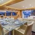100 ft. 97' Ferretti 97' Ferretti Motor Yacht Boat Rental Miami Image 22