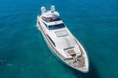 100 ft. 97' Ferretti 97' Ferretti Motor Yacht Boat Rental Miami Image 2