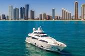 100 ft. 97' Ferretti 97' Ferretti Motor Yacht Boat Rental Miami Image 30