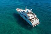 100 ft. 97' Ferretti 97' Ferretti Motor Yacht Boat Rental Miami Image 33
