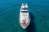 100 ft. 97' Ferretti 97' Ferretti Motor Yacht Boat Rental Miami Image 34