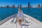 100 ft. 97' Ferretti 97' Ferretti Motor Yacht Boat Rental Miami Image 6