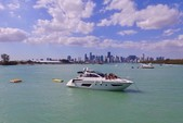 44 ft. Azimut Atlantis 43 Cruiser Boat Rental Miami Image 6