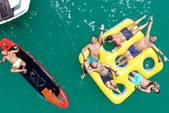 44 ft. Azimut Atlantis 43 Cruiser Boat Rental Miami Image 11
