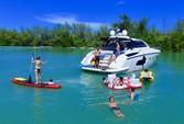 44 ft. Azimut Atlantis 43 Cruiser Boat Rental Miami Image 17