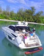 44 ft. Azimut Atlantis 43 Cruiser Boat Rental Miami Image 27