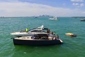 44 ft. Azimut Atlantis 43 Cruiser Boat Rental Miami Image 32