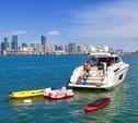 44 ft. Azimut Atlantis 43 Cruiser Boat Rental Miami Image 46