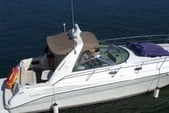 42 ft. Sea Ray Boats 400 Sundancer Cruiser Boat Rental Los Angeles Image 1