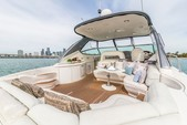 54 ft. Sea Ray Boats 550 Sundancer Cruiser Boat Rental Miami Image 2