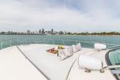 54 ft. Sea Ray Boats 550 Sundancer Cruiser Boat Rental Miami Image 7