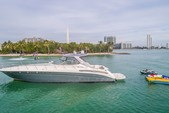 54 ft. Sea Ray Boats 550 Sundancer Cruiser Boat Rental Miami Image 12