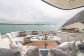 54 ft. Sea Ray Boats 550 Sundancer Cruiser Boat Rental Miami Image 16