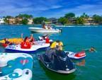 54 ft. Sea Ray Boats 550 Sundancer Cruiser Boat Rental Miami Image 17
