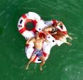 54 ft. Sea Ray Boats 550 Sundancer Cruiser Boat Rental Miami Image 20