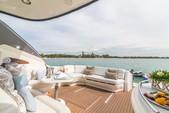 54 ft. Sea Ray Boats 550 Sundancer Cruiser Boat Rental Miami Image 27