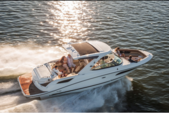 35 ft. Sea Ray Boats 350 SLX Cruiser Boat Rental Fort Myers Image 14