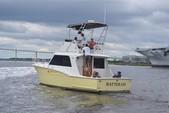 36 ft. Hatteras Yachts 36 Convertible Motor Yacht Boat Rental Charleston Image 2