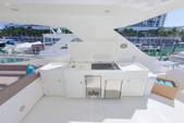 88 ft. Lazzara Marine 88 Motor Yacht Boat Rental Fort Myers Image 7