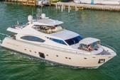 88 ft. Lazzara Marine 88 Motor Yacht Boat Rental Fort Myers Image 12