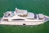 88 ft. Lazzara Marine 88 Motor Yacht Boat Rental Fort Myers Image 16