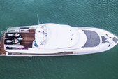 103 ft. Broward 105 Motor Yacht Boat Rental Miami Image 3