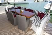 104 ft. 104 Johnson Motor Yacht Boat Rental Miami Image 6
