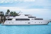 103 ft. Broward 105 Motor Yacht Boat Rental Miami Image 5