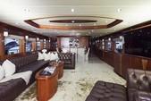 104 ft. 104 Johnson Motor Yacht Boat Rental Miami Image 7
