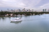 104 ft. 104 Johnson Motor Yacht Boat Rental Miami Image 9