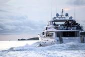 104 ft. 104 Johnson Motor Yacht Boat Rental Miami Image 12