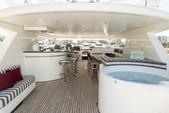 103 ft. Broward 105 Motor Yacht Boat Rental Miami Image 14