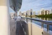 104 ft. 104 Johnson Motor Yacht Boat Rental Miami Image 22