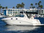 31 ft. Sea Ray 280 Sundancer Cruiser Boat Rental Los Angeles Image 1