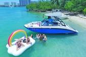 21 ft. Yamaha 212X  Jet Boat Boat Rental Miami Image 1