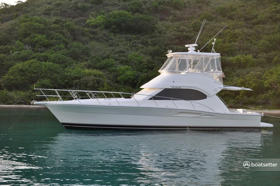 Rent a Riviera Yachts motor yacht in Fajardo, Fajardo near me