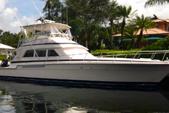 61 ft. Bertram Yacht 570 Convertible Motor Yacht Boat Rental Fajardo Image 1