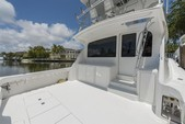 58 ft. Viking Yacht 56 Convertible Express Cruiser Boat Rental Miami Image 1
