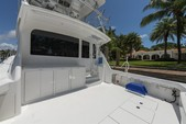 58 ft. Viking Yacht 56 Convertible Express Cruiser Boat Rental Miami Image 2