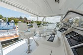 58 ft. Viking Yacht 56 Convertible Express Cruiser Boat Rental Miami Image 3