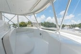 58 ft. Viking Yacht 56 Convertible Express Cruiser Boat Rental Miami Image 4
