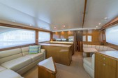 58 ft. Viking Yacht 56 Convertible Express Cruiser Boat Rental Miami Image 12